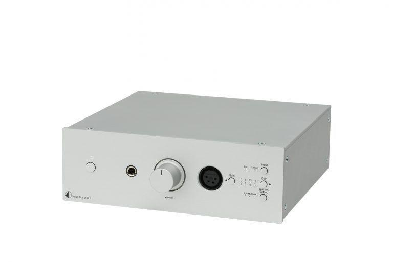 Балансиран слушалков усилвател Head Box DS2 B