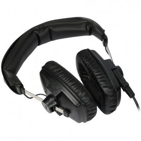 BEYERDYNAMIC DT 100 over-ear слушалки, черни