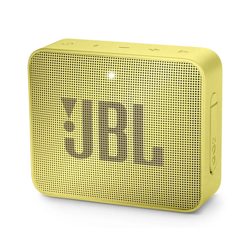 JBL Go 2 Yellow Портативна Bluetooth Колонка