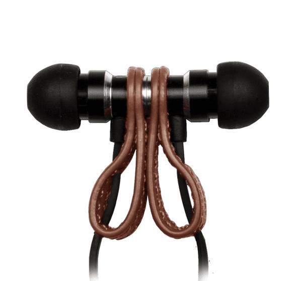 In-Ear Magnetics METERS M-EARS TAN Headphones