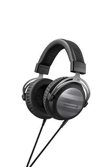 BEYERDYNAMIC T 5 p (2. Generation) over-ear слушалки, черни