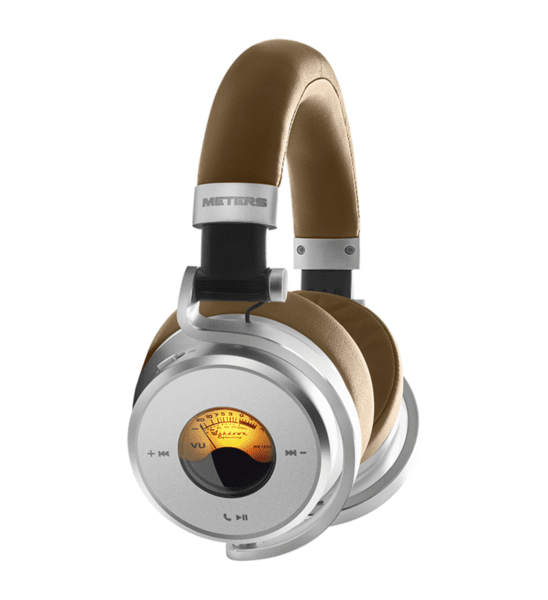 Meters OV-1B-Tan over-ear слушалки, кафеви