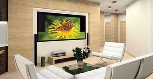 Stewart Vertical ScreenWall ElectriMask