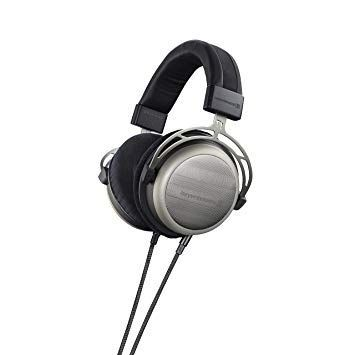 BEYERDYNAMIC T 1 (2. Generation) over-ear слушалки, сиви
