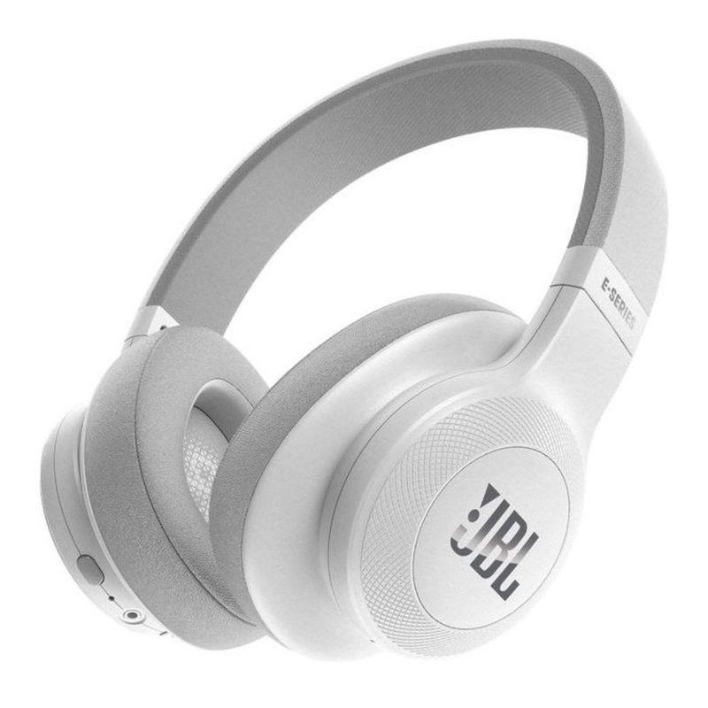 JBL E65NC Bluetooth over-ear слушалки, бели