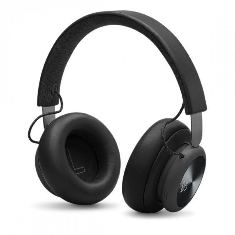 BeoPlay H4 over-ear безжични слушалки, черни