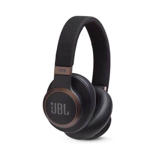 JBL LIVE650 BTNC over-ear слушалки, черни