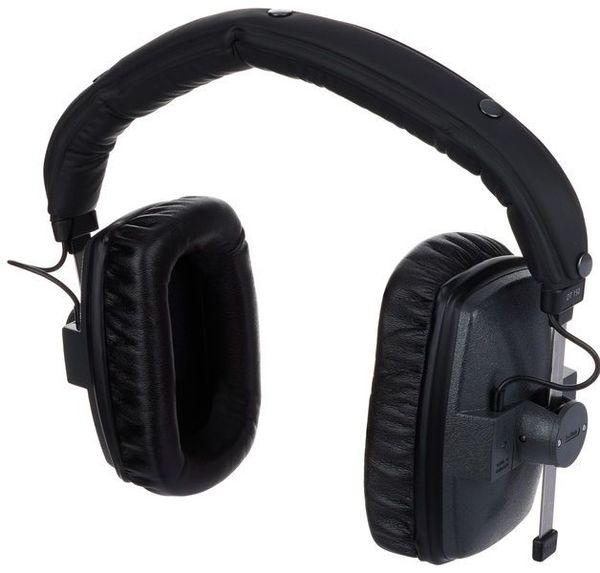 BEYERDYNAMIC DT 250 over-ear слушалки, черни