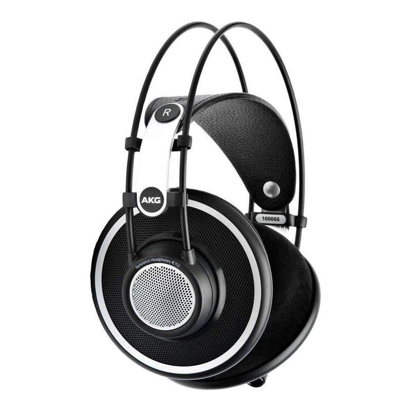AKG K702 over-ear слушалки, черни