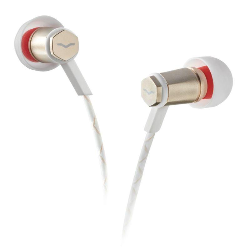 V-Moda Forza Metallo Android in-ear слушалки, бели