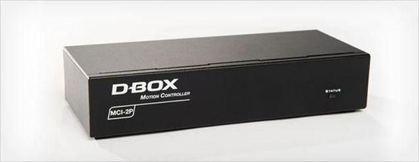 D-Box Motion Controller MCI