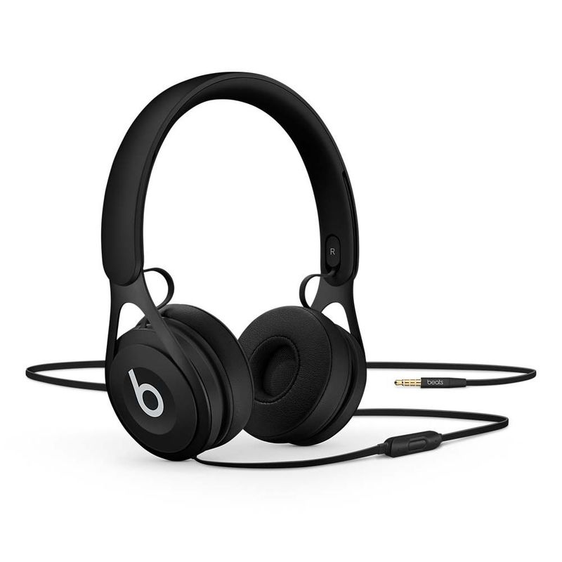 Beats EP on-ear слушалки, черни