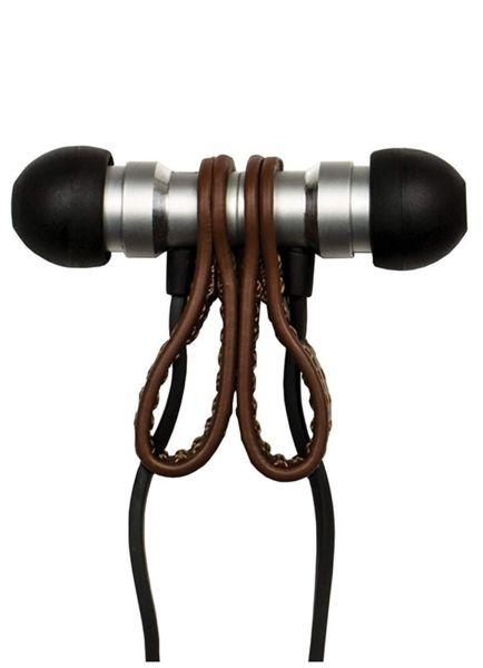 Meters M-Ear-Tan in-ear слушалки, кафеви