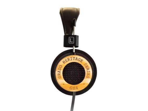 Grado Over-Ear Слушалки GH4 Limited Editions + Настолен усилвател GRADO RA-1 с батерия