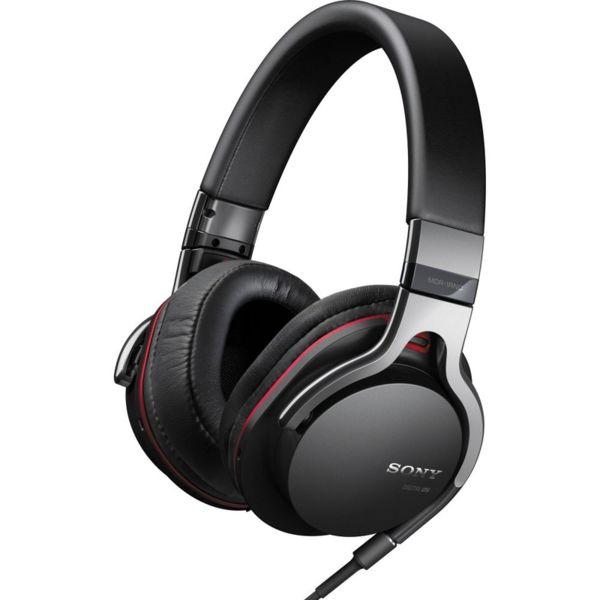Sony Слушалки MDR-1RNC с шумопотискане, черни