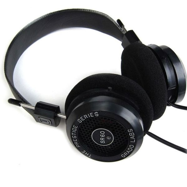 Over Ear Слушалки От Отворен Тип GRADO SR60e