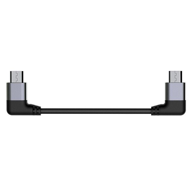 FiiO ML06 Micro USB to Micro USB OTG Data Cable Decoding Cable for FiiO Q1II/Q5/M7 DAP Music Players