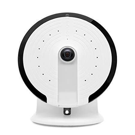 Smanos UFO Panoramic WiFi HD Camera PT-180H