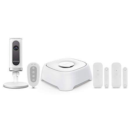 Smanos Wi-Fi Alarm System  +  Wi-Fi Cam Kit W120i