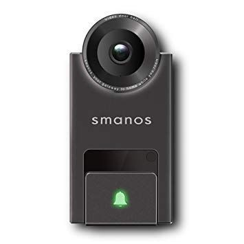 Smanos Smart Video Doorbell DB-20