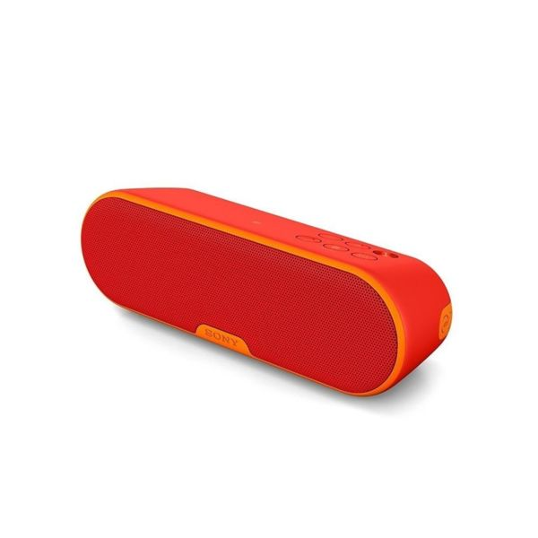 Sony тонколона SRS-XB2 BLUETOOTH, червена