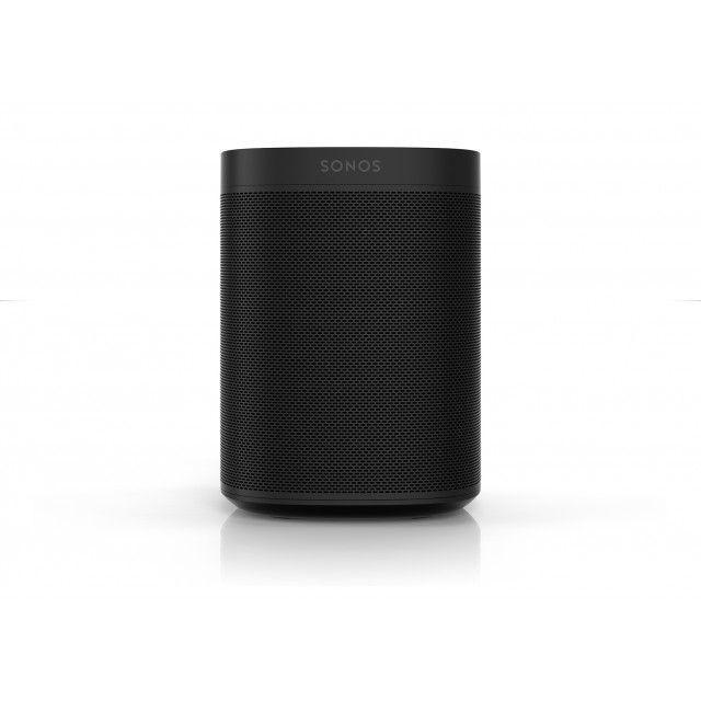 Sonos One тонколона, черна