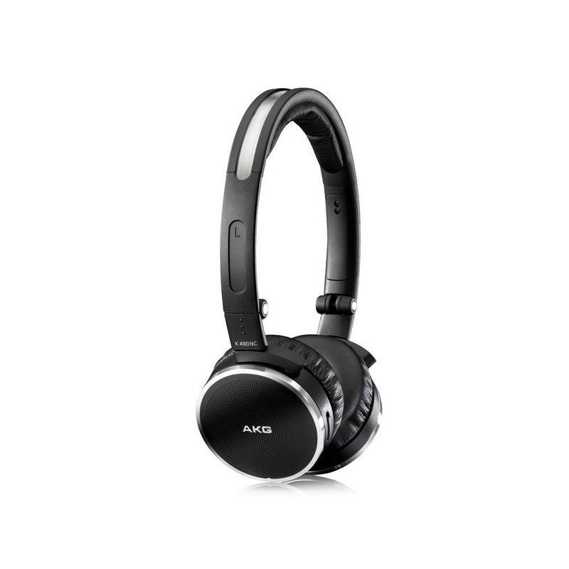 AKG K490NC on-ear слушалки, черни