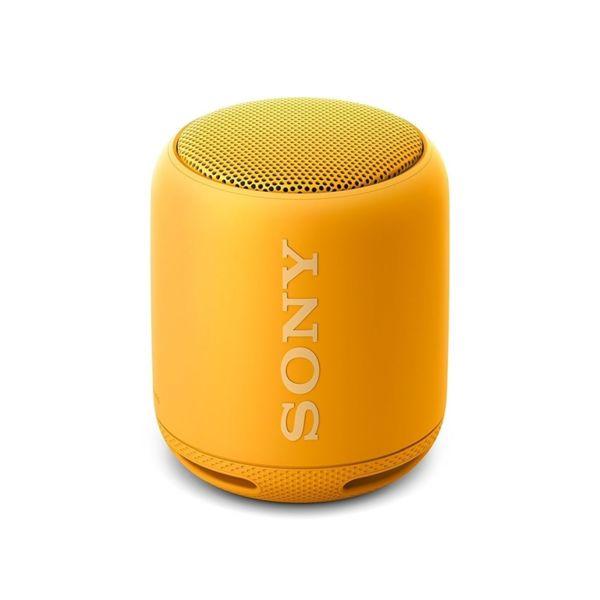 Sony тонколона XB10 с EXTRA BASS™ и BLUETOOTH, жълта