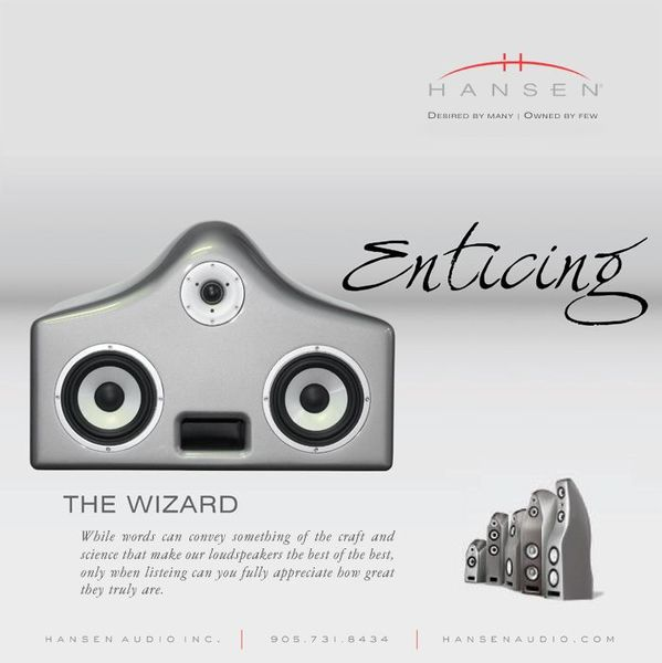 Hansen Audio The Wizard