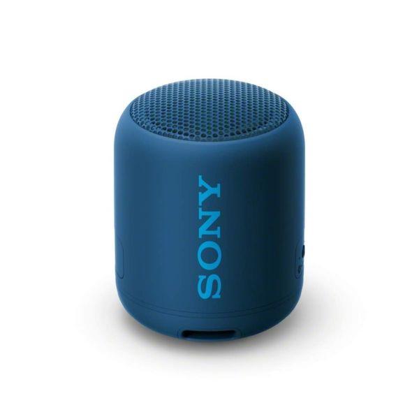 Sony XB12 с EXTRA BASS™ и BLUETOOTH, синя