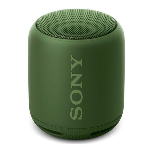 Sony тонколона XB10 с EXTRA BASS™ и BLUETOOTH, зелена