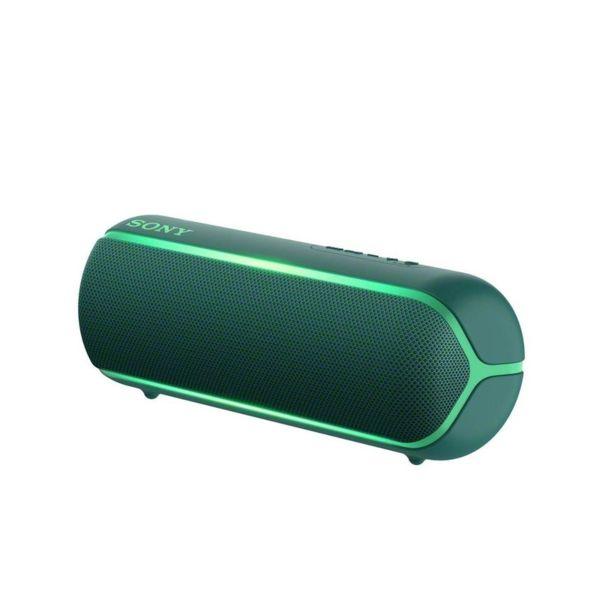 Sony тонколона XB22 с EXTRA BASS™ и BLUETOOTH, зелена