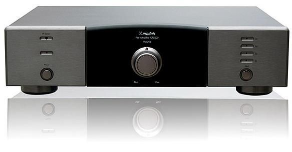 Xindak XA8550 Power Amplifier