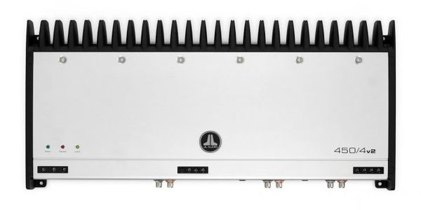JL Audio 450/4v2 Amplifier