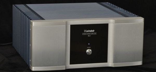 Xindak PA-1(II) Stereo Power Amplifier