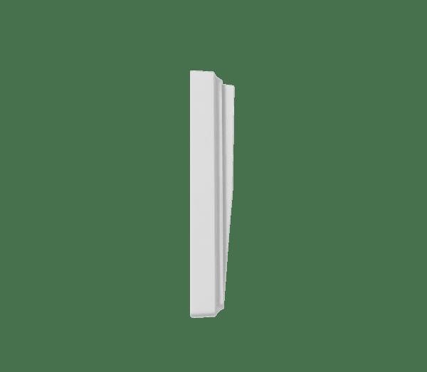 Кинетичен ключ за осветление-троен-Бял