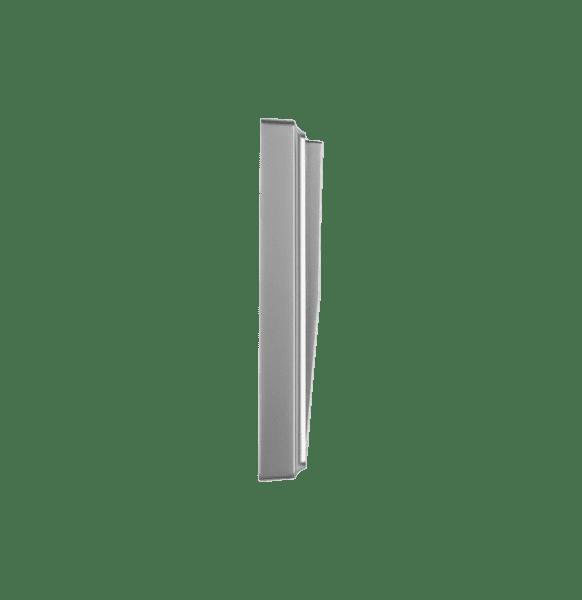 Кинетичен ключ за осветление-двоен-Сребрист