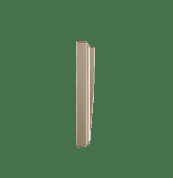 Кинетичен ключ за осветление-двоен-Златист