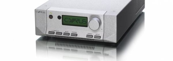 Cyrus Audio 8 DAC