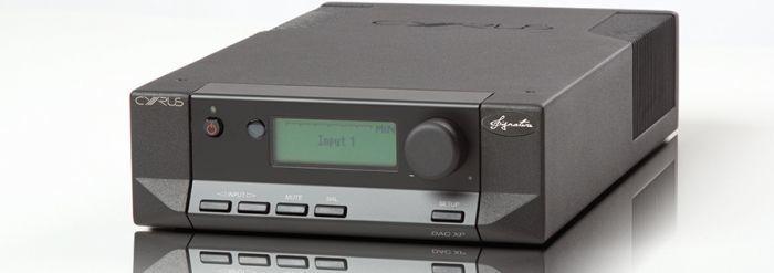 Cyrus Audio DAC XP Signature