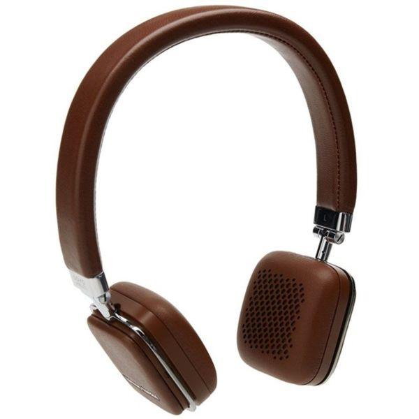Harman/Kardon SOHO Bluetooth on-ear слушалки, кафяви