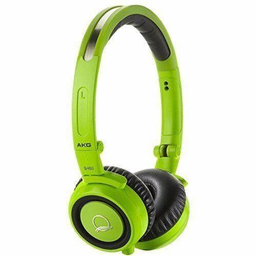 AKG Q460 on-ear слушалки, зелени