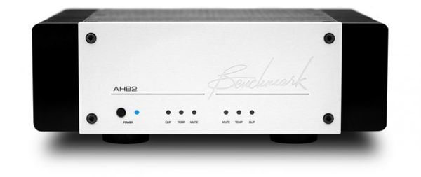 Benchmark AHB2 - High-resolution amplifier