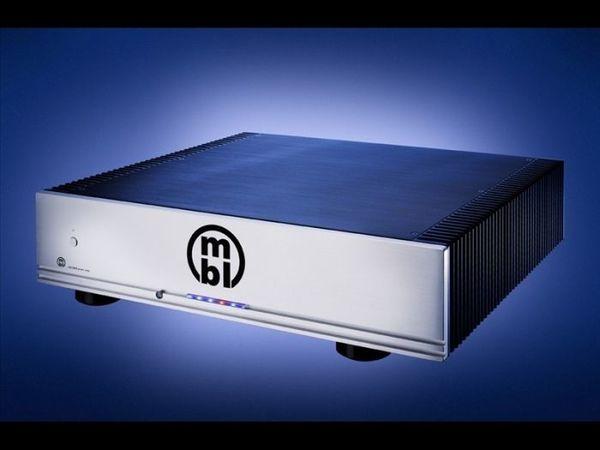 mbl 8006 B Stereo Power Amplifier