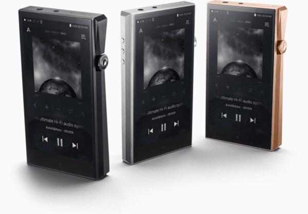 Astell&Kern SP1000 Hi-Res Преносим Аудио Плейър