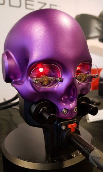 Metaxas Skull Amplifier