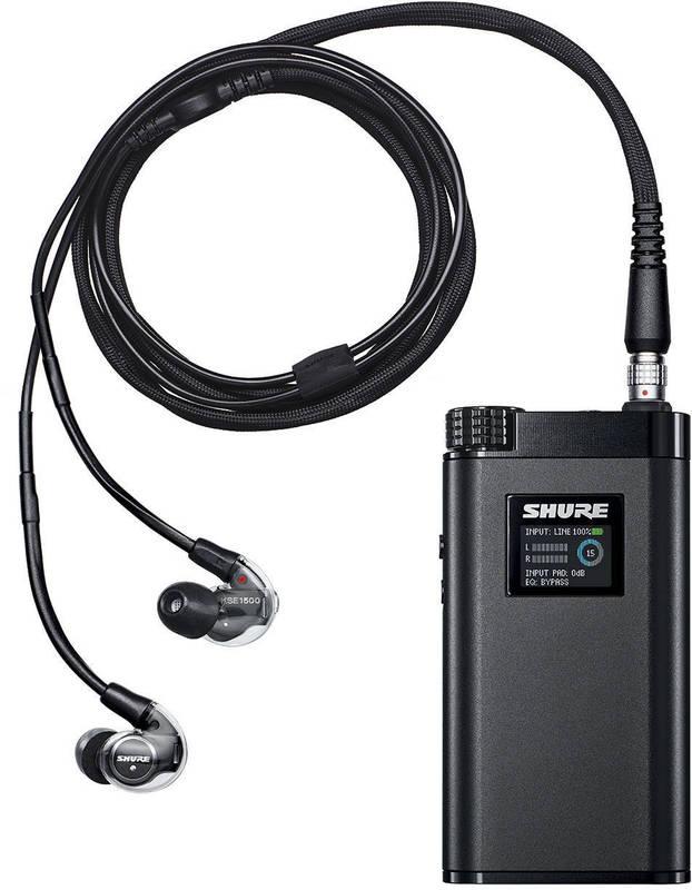 Shure KSE1500 Electrostatic Earphone System