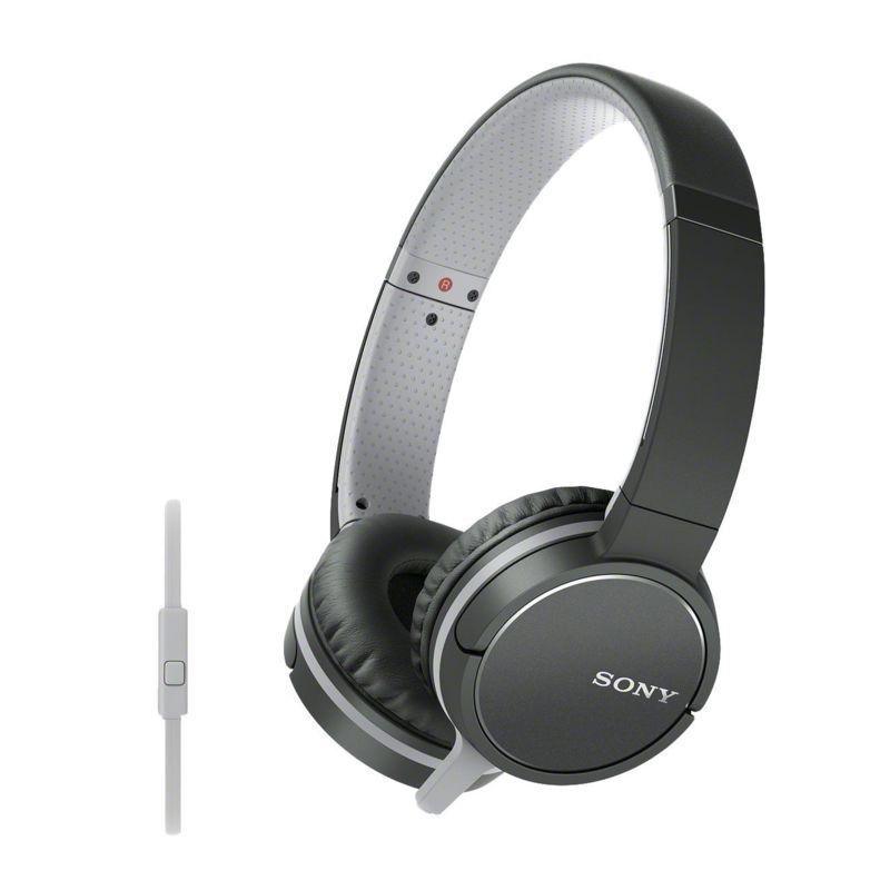 Sony Слушалки MDR-ZX660AP, черни