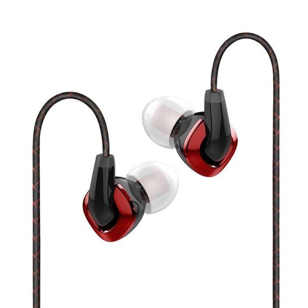Динамични In-Ear Слушалки FiiO F3