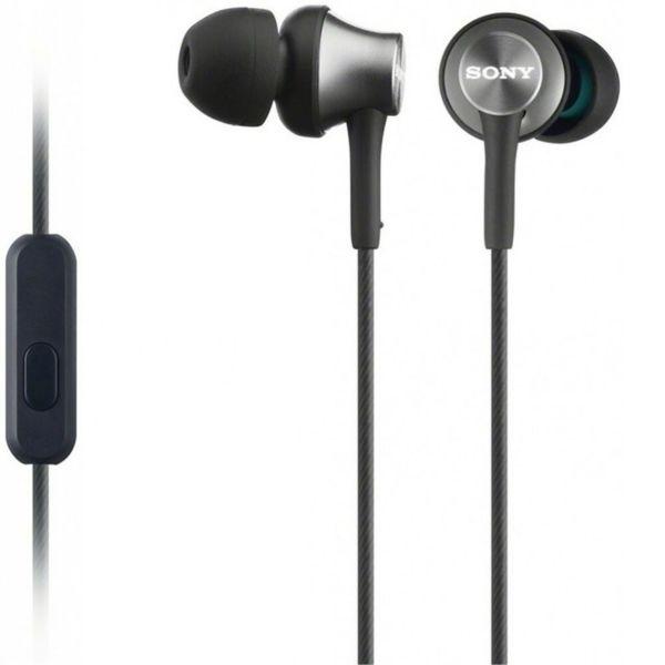 Sony Слушалки MDR-EX650AP, черни
